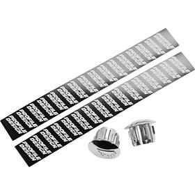 Profile Design Bar Wrap Rubans de cintre, black